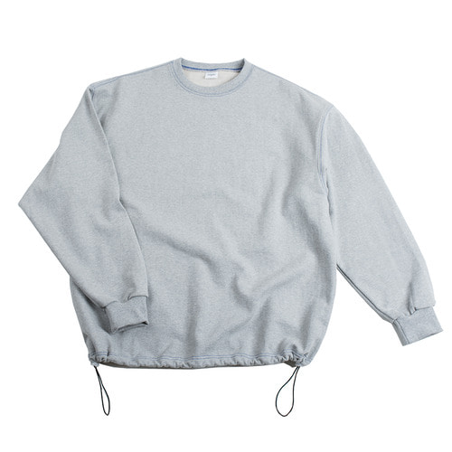 stitch string mtm -grey-